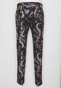 Twisted Tailor - WOOLATON SUIT - Suit - black - 5