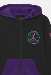Jordan - MOUNTAINSIDE - Fleece jacket - black - 2