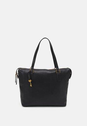 JACQUELINE - Tote bag - black