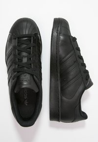 adidas Originals - SUPERSTAR FOUNDATION - Trainers - core black - 1