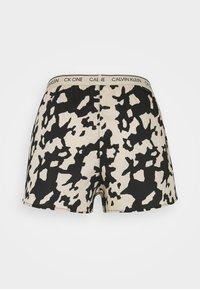 Calvin Klein Underwear - ONE LOUNGE SLEEP SHORT - Pyjama bottoms - charming khaki - 1