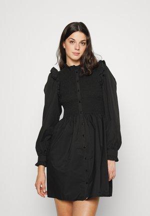 ONLASPEN SMOCK DRESS - Jurk - black
