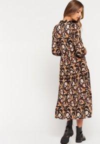 LolaLiza - Maxi dress - ocher - 4