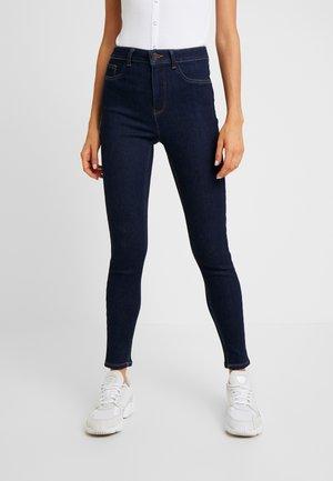 SUPER - Skinny džíny - navy