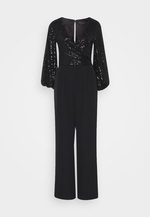 CLANCY JUMPSUIT - Jumpsuit - black