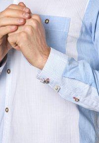 Stockerpoint - ROMAN - Shirt - blue - 3