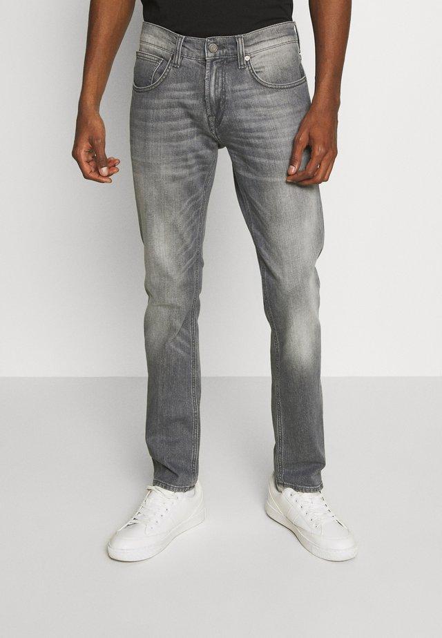 JOHN - Jeans straight leg - grey