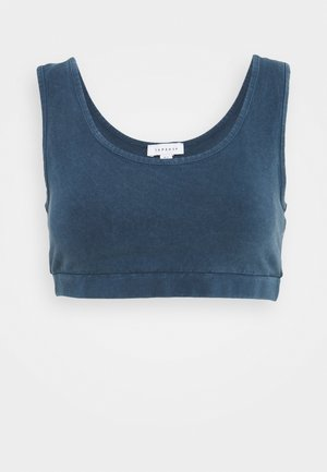 BRALET - Top - denim blue