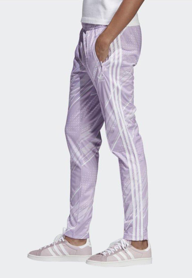 SST TRACK PANTS - Trainingsbroek - purple