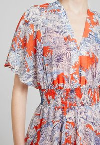 Pedro del Hierro - GATHERED DRESS - Maxi dress - reds - 5