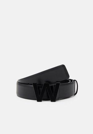 GIANO - Belt - nero