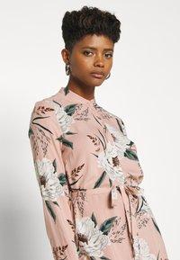 Vero Moda - VMSIMPLY EASY LONG DRESS - Shirt dress - misty rose - 3