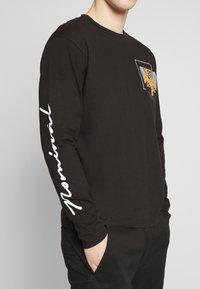 Nominal - ROME TEE - Långärmad tröja - black - 6