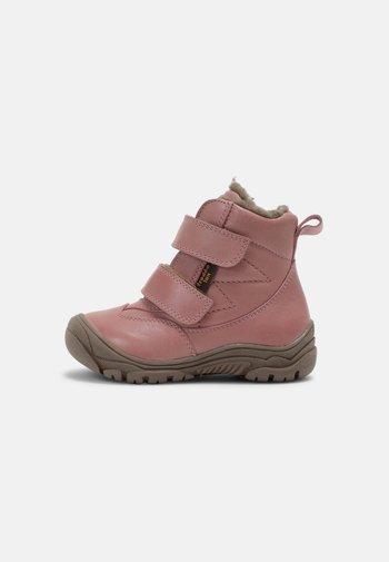 LINZ TEX BABY - Zimní obuv - pink