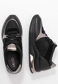 Liu Jo Jeans - KARLIE  - Sneakers laag - black - 3