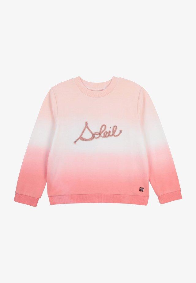 Sweater - blanc corail