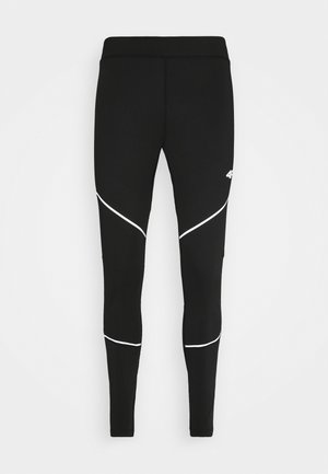 Men's running tights - Collants - black