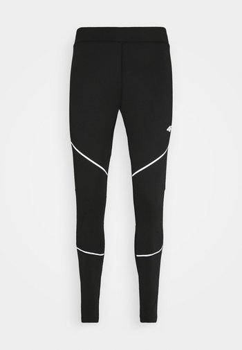 Men's running tights - Leggings - black