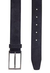 BOSS - CALINDO_SZ35_SD - Belt - dark blue - 4