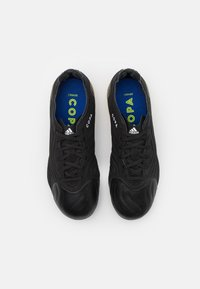 adidas Performance - COPA SENSE.1 FG UNISEX - Tekonurmikengät - core black/footwear white/gold metallic - 3