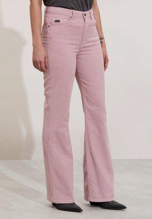 HOLLY - Broek - pink mauve