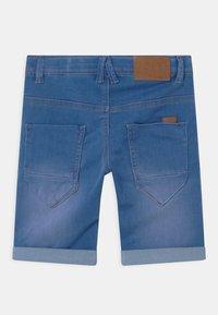 Name it - NKMTHEO  - Denim shorts - medium blue denim - 1
