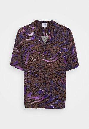 LIGHTNING ZEBRA - Camicia - purple