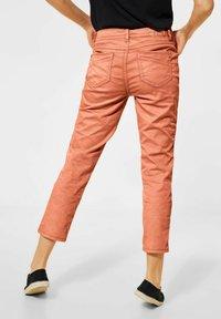 Cecil - Trousers - orange - 1