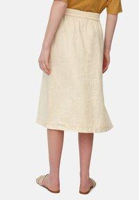 Marc O'Polo - A-line skirt - summer taupe - 2