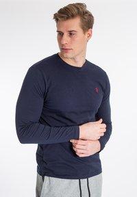 U.S. Polo Assn. - BROLIN - Långärmad tröja - dark sapphire - 0