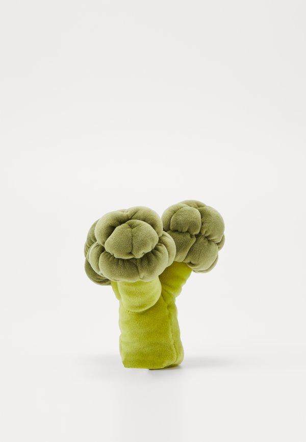 Jellycat VIVACIOUS VEGETABLE BROCCOLI - Pluszowa maskotka - green Akcesoria VNFHSG6