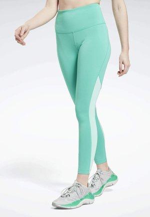 Collant - turquoise