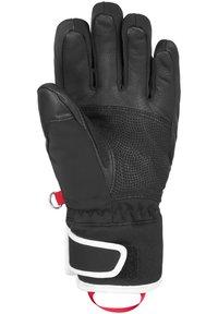 Reusch - Gloves - black / white / neon green - 2
