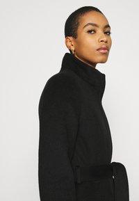 Selected Femme - SLFMELANIE COAT - Classic coat - black - 4