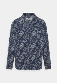 LABOUR CHORE JACKET - Denim jacket - indigo