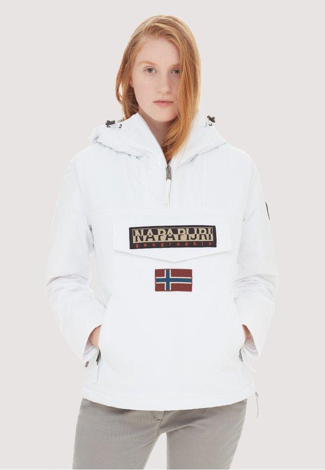 RAINFOREST  - Outdoorjas - white