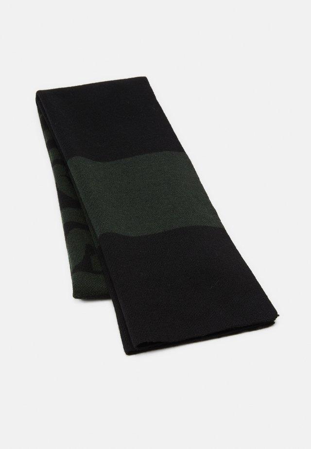 MOTO SCARF UNISEX - Sjal / Tørklæder - pine/black