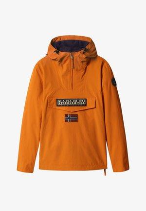 RAINFOREST SUMMER - Windbreaker - marmalade orange