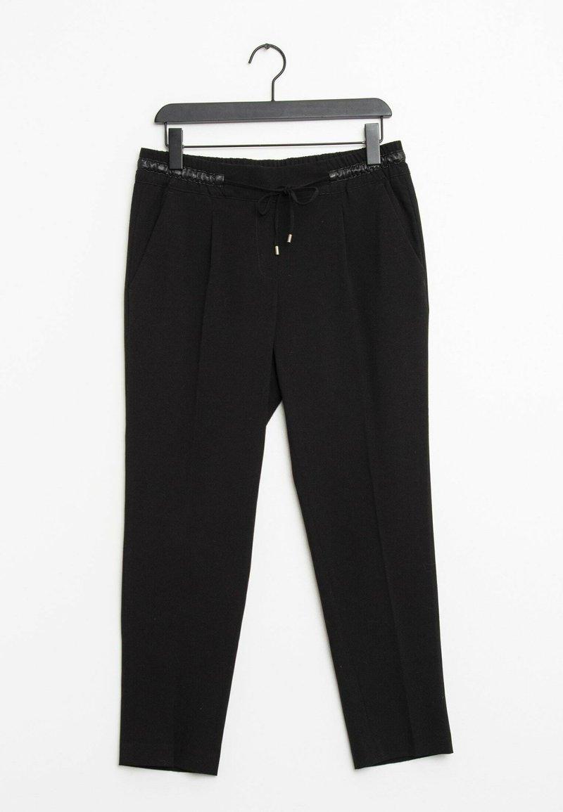 Opus - Trousers - black