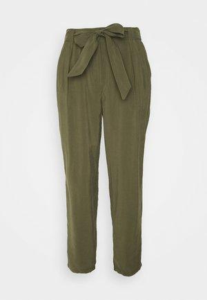 TROUSER - Kalhoty - new khaki