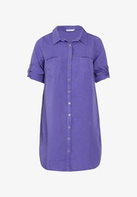 Paprika - Button-down blouse - purple - 4