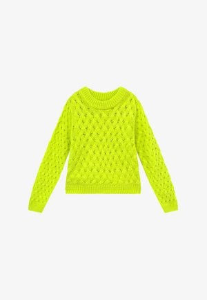NLFBAROLINE - Jumper - safety yellow