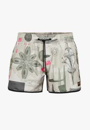 CARNIC ALLOVER PRINTED - Shorts - multi-coloured