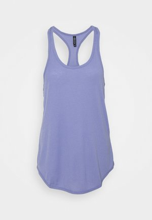 TRAINING TANK - Top - periwinkle