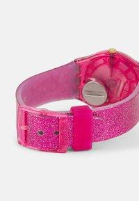 Swatch - CHRYSANTHEMUM - Reloj - pink - 1
