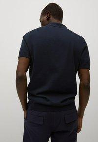 Mango - Polo shirt - bleu marine - 2