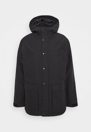 GRIT JACKET - Parka - black