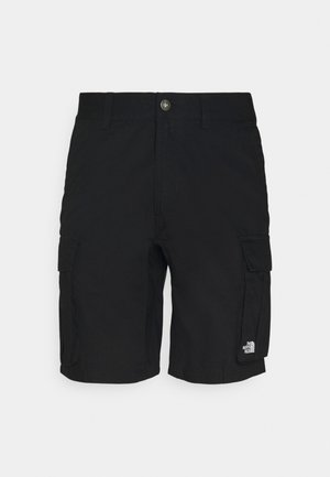ANTICLINE CARGO SHORT - Sports shorts - black