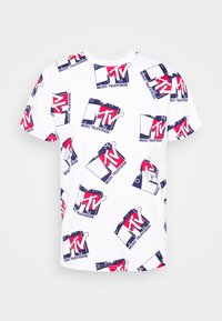 Tommy Jeans - ABO MTV TEE UNISEX - T-Shirt print - ivory - 4