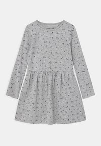Blue Seven - KIDS GIRLS - Jersey dress - nebel - 0